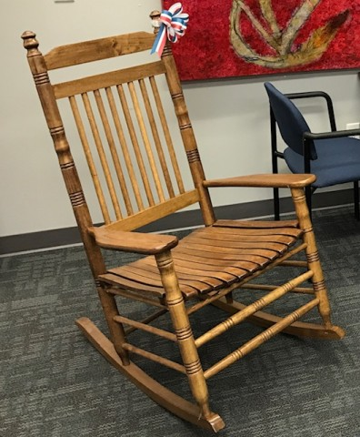 ​Rocking Chairs Needed for Individualized Mental Health Treatment at Stepping Stones