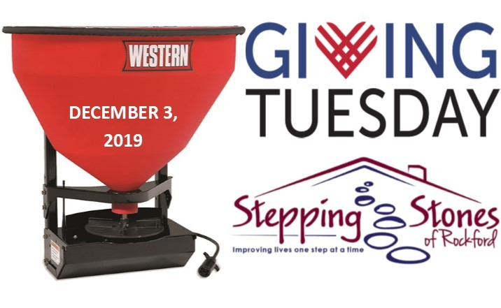 Stepping Stones of Rockford: Ready to Celebrate #GivingTuesday