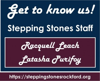 Get to Know Us: Racquell and Latasha
